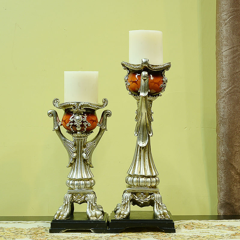 Wholesale antique home decorative votive resin glass candle holder buy candle holder - A buying guide for decorative candles ...