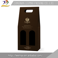 New Fashion China Good Wine Paper Decorate Box