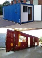 Container Modification (Port Acamp)