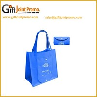 Promotional PP Non Woven Folding Bag