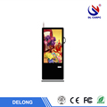 42 inch outdoor floor stand mall kiosk all in one digital signage