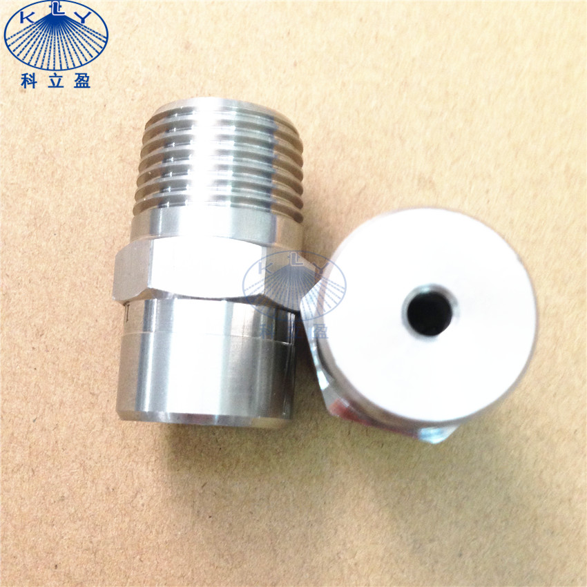 "1/8"" round spray full cone spray nozzle"