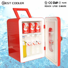 mini camping freezer travel freezer heated cooler for cars