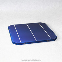 6 inch 156x156mm 3BB Mono Solar Cells with high effeciency