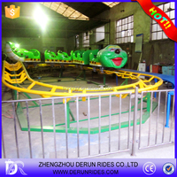 China kiddie rides backyard mini cheap roller coaster for sale