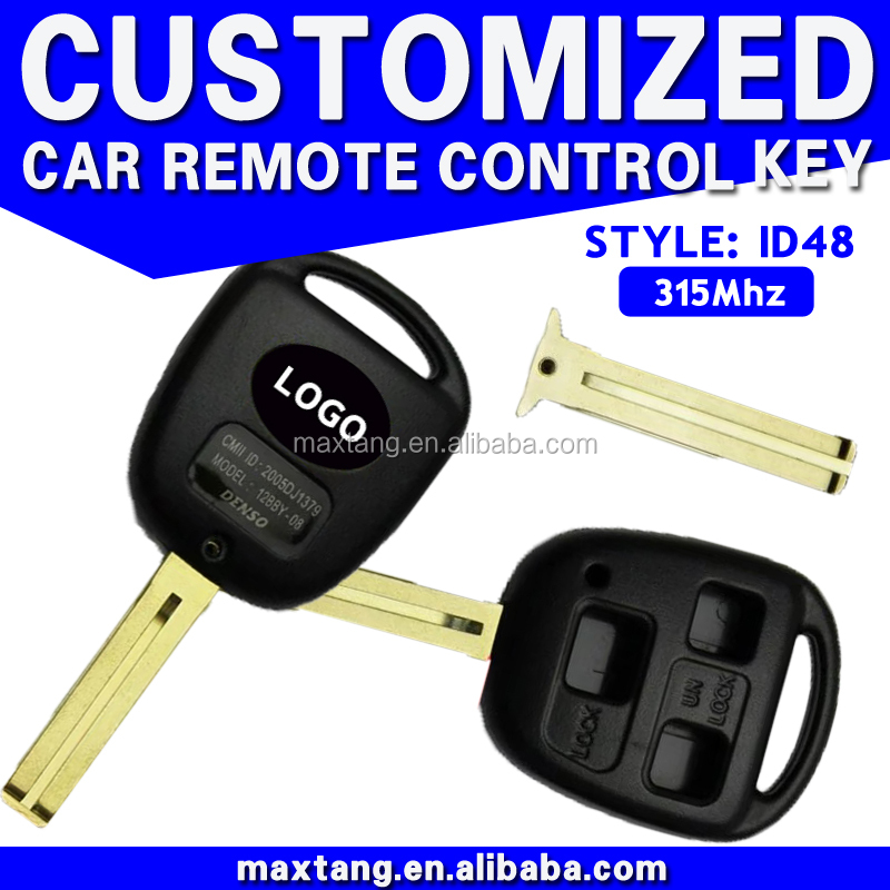 SBB Car Key Programming Machine Auto Car Key For Toyota 315Mhz Chip ID48 MTF-100744 T