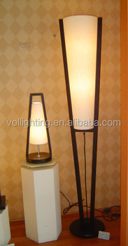 Factory out-let floor lamp hotel project lights