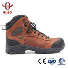 Worker Steel Toed Men Good Cheap Steel Plate Insole Work Boot