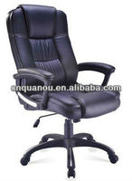 Hot Black Lumbar Support Used Office Chair QO-8002