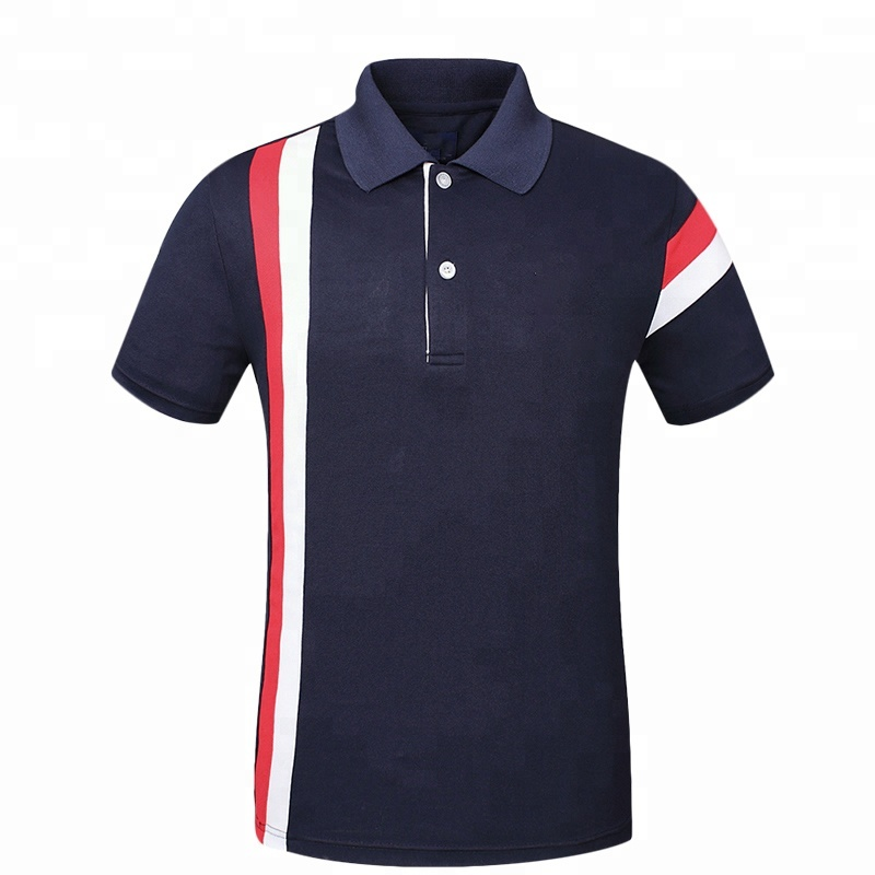 2018 Wholesale <strong>Men</strong> Quick Dry Breathable Polo Shirt Custom <strong>Men</strong> Golf Training Shirt