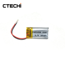 Baterias de litio 3.7v 120mah lithium polymer battery 402020 with pcm