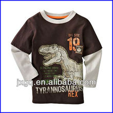 2015 custom t shirt printing fashion 100 cotton kids organic cotton t shirt wholesale