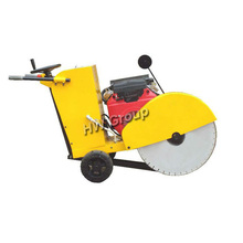 400mm Hydraulic Gasoline engine road machine concrete cutter/asphalt cutting machine