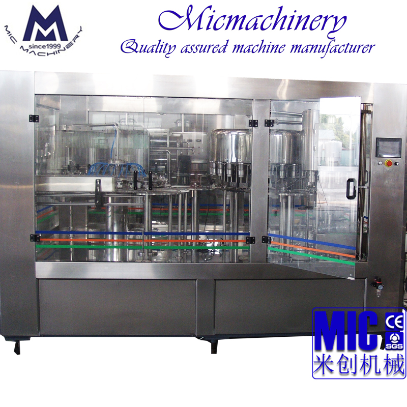 MIC-24-24-8 Micmachinery small scale production plant
