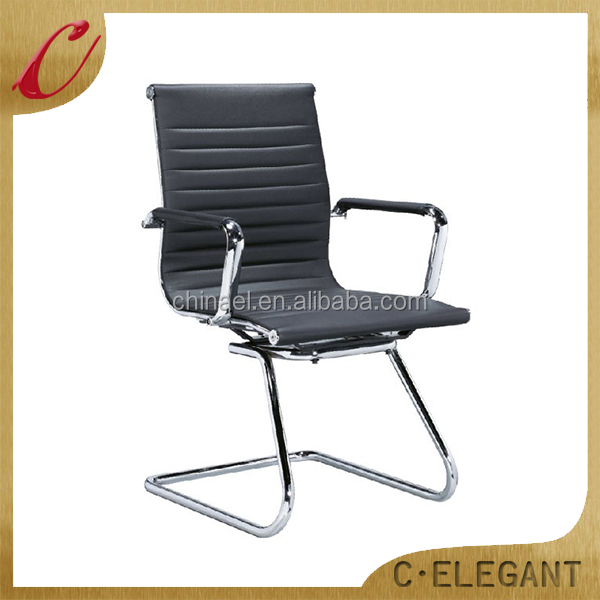 2014 new high quality executive chair office chairs without wheels