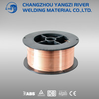 1.6mm railway contact use co2 mig brass welding wire