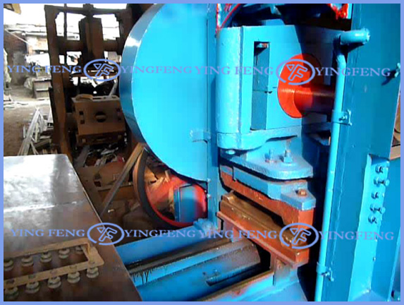 for Spanish tiles! five pieces auto clay tile making machine
