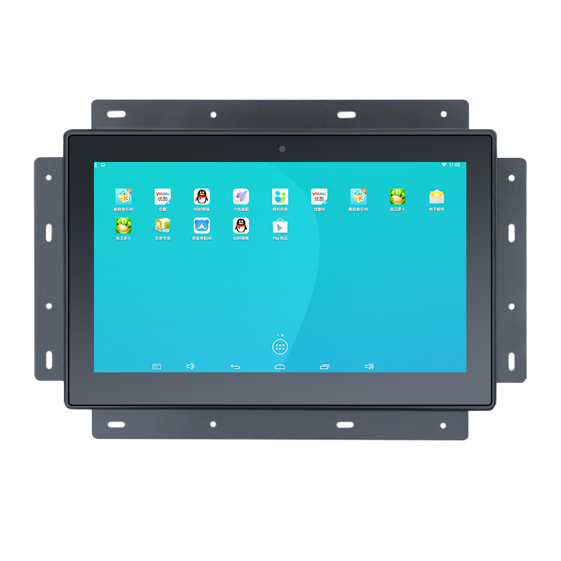 2017 hot selling 14 inch android all in one pc open frame touch screen