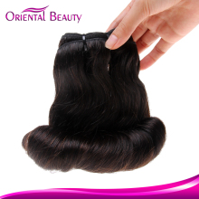 Raw virgin woman hair adequate stock hair labels magical curl no chemical process genuine feather hair extension