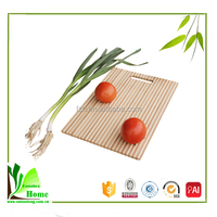 Animal Shaped Vegetable Bamboo Cutting Board