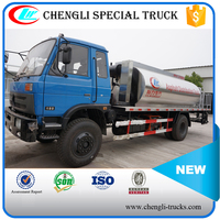DONGFENG 4*2 210hp 8000 Liters Truck with Bitumen Emulsion Sprayer
