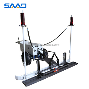 SDJP-24 laser machine Hydraulic drive electric control concrete screed for sale