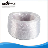 Common Used In Bathtub And Spa System Air Blower Tube PVC Flexible Air Hose