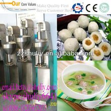 good quality meat ball machine/automatic meat ball forming machine/meat ball processing equipment