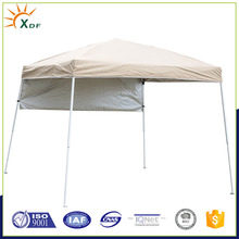 folding cheap carports gazebo canopy with steel frame