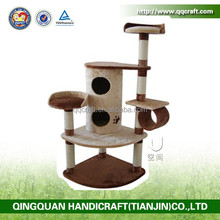 QQ factory wholesale cheap innovative products for cat toys & tops designer pet products