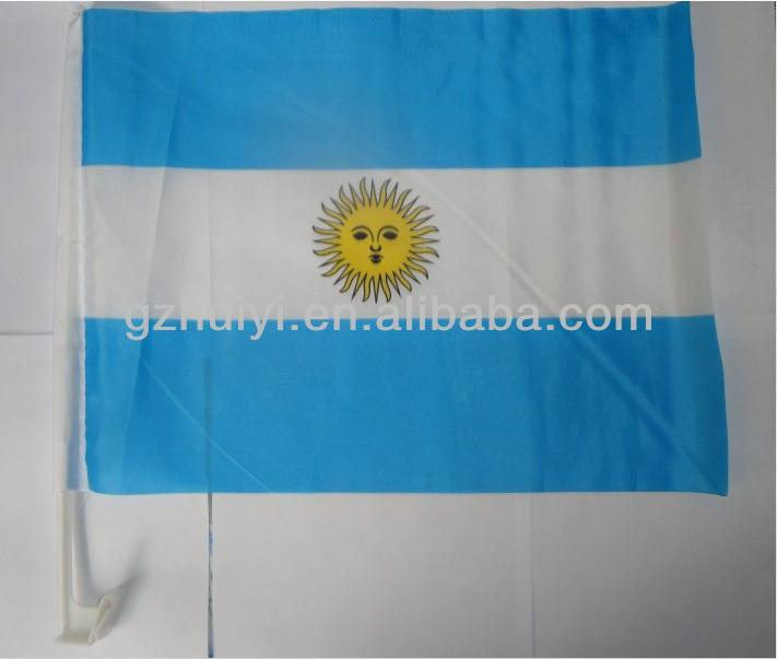 Argentina Car Flag Products You Can Import from China 2014