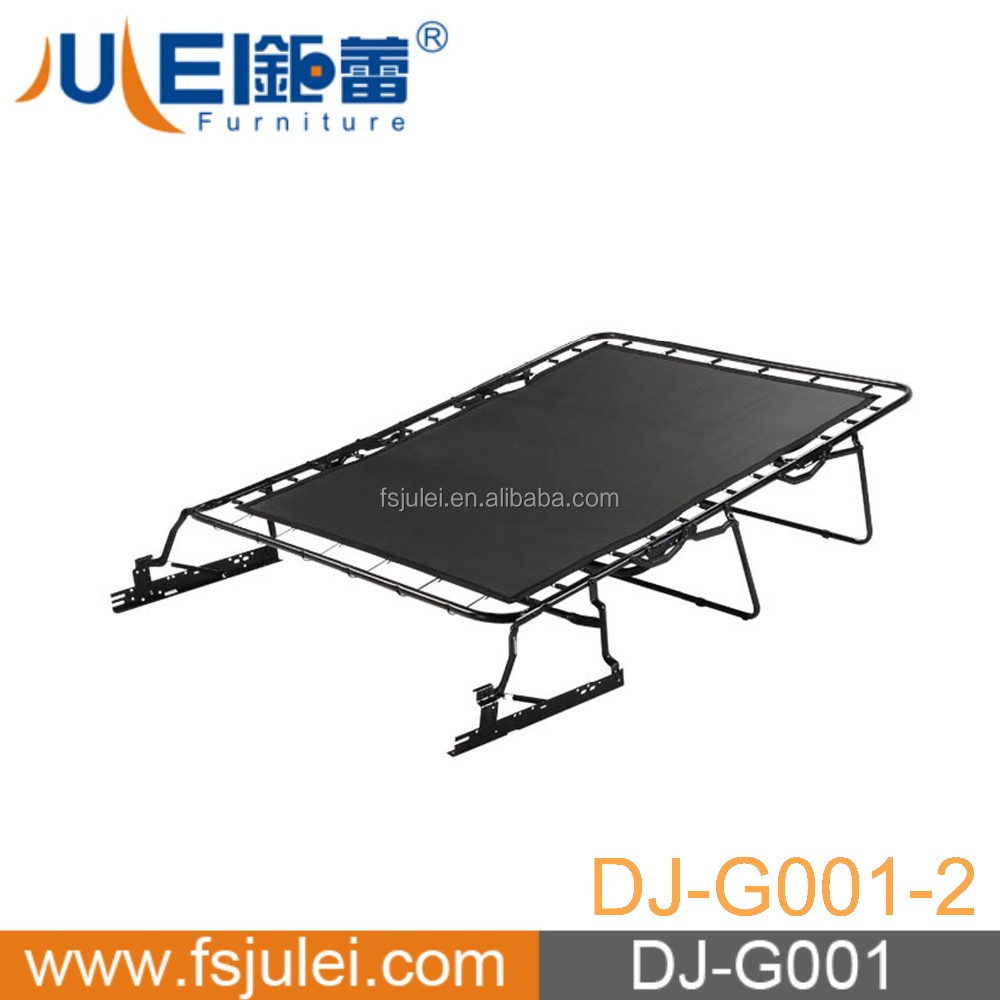 sleeper metal sofa cum bed european mechanism for sofa bed DJ-G001-2