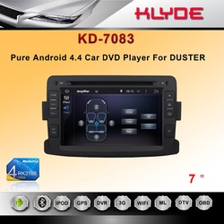 Car DVD Player With USB / Car In-Dash DIVX/MP3/CD/DVD Player+USB/SD Slot for Renault duster