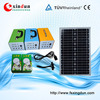 good price LED light solar power kits 10w 20w 30w