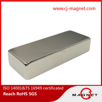 hot sale strong block performance N50 Neodymium Magnet with chinese manufacturer