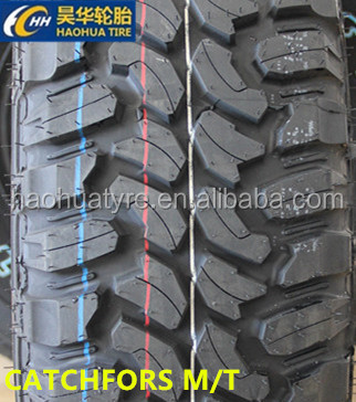 China famous brand 4x4 off road mud tyre MT tyre for light truck