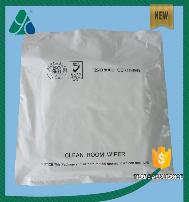 how to clean polyester material