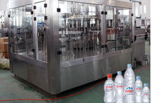 Water Filling Machine for 330ml - 2000ml PET bottle Rinser,Filler,Capper 3-in-1 Monobloc Filling System capacity 4000-12000bph