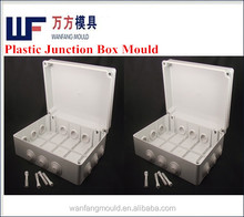 plastic junction box mould manufacturer/Molde de caja de union de plastico fabricante