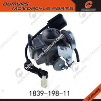 for SCOOTER HONDA WH100 WH100-2 OUMURS high quality motorcycle carburetor
