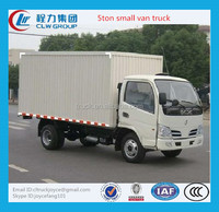 5 Ton Clw Mini Van Truck, van light truck