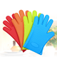 100% Food Grade Heat Resistant Kitchen Cooking Silicone Oven Glove