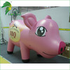 Attractive And Durable Inflatable Pink Pig Inflatable Cartoon For Sale