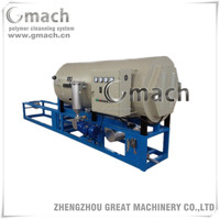 High temperature vacuum hot cleanning furnace