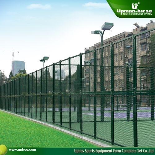 Tennis court fence netting aluminum wire mesh fence,sport court fence