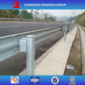 AASHTO M180 W beam galvanized steel highway guardrail