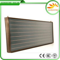 Supplier In China Home Use Solar Energy Flat Plate Solar Thermal Collector