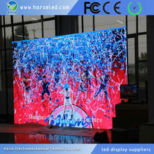 Alibaba express p5 indoor advertising led display board