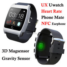 new products 2016 UX cheap smart watch For Android IOS iPhone Samsung LG