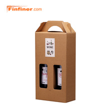 gift boxes for wine bottles dimension of carton wine box